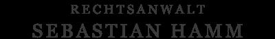 Rechtsanwalt Familienrecht Riegelsberg Sebastian Hamm